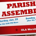 Parish Assembly Weekend