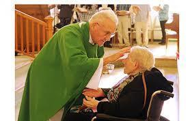 Anointing of the Sick at Mass - July 13-14