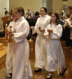 New Altar Server Training