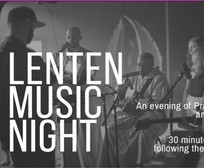Lenten Music Night