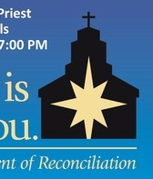 The Light is ON for YOU! Celebrate the Sacrament of Reconciliation