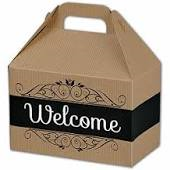 Seminarian Welcome Basket Project