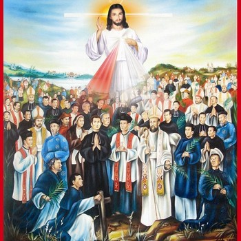 Thanksgiving & Vietnamese Martyrs Mass