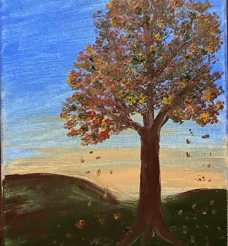 Women's Club - Come Paint with Me Evening