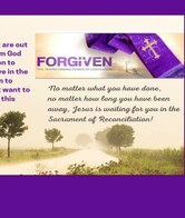 Forgiven - An Invitation for Lent