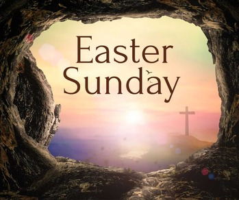 Easter Sunday Mass 7:00 AM, 10:00 AM, 1:00 PM & 3:30 PM in VIetnamese