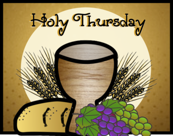 Holy Thursday 7:00 PM Mass