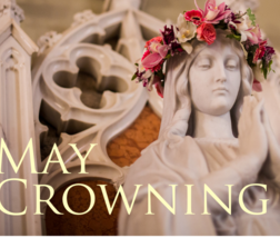 May Crowning for PK & K Families