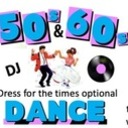 50's 60's Dance. March 7, 2020