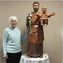 In celebration of the year of St. Joseph.