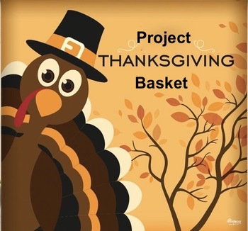 Project Thanksgiving Basket- LAST DAY