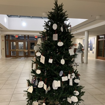 Giving Tree gifts are due this Sunday the 13 th