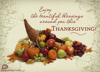 Thanksgiving Day Mass- 9:00 am