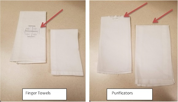 Finger Towel vs Purificator