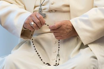 Saturday-May 30 ,Pray the Rosary with Pope Francis