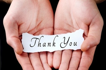 Thank you again from Fr. John