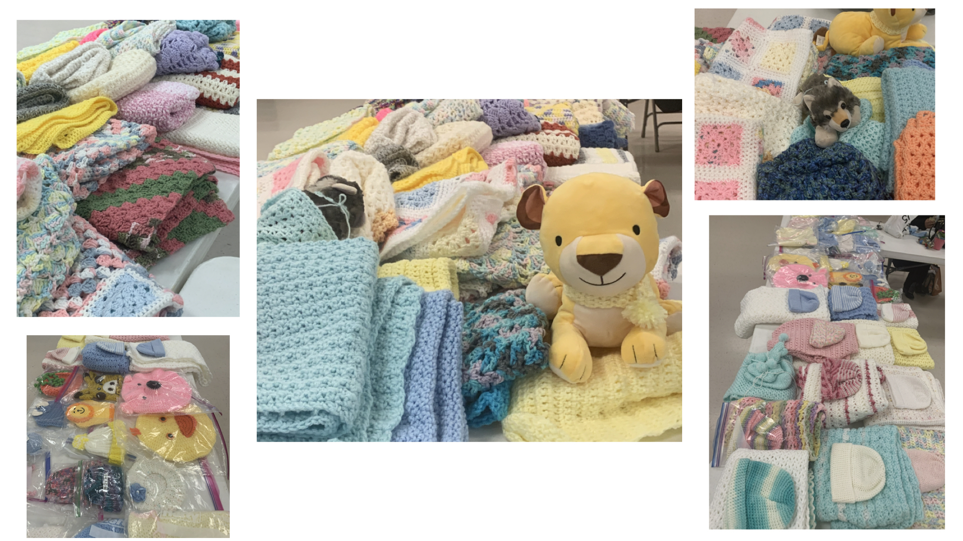 Baby Blankets 2021