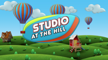 "Our ""Studio at the Hill"" fundraiser and comedy show for the whole family."