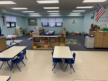 WELCOME BACK TO SCHOOL! Thursday September 3, 2020 Mary, Mother of God Preschool.