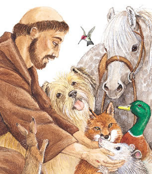 Blessing of the Animals- Sunday, Oct 3 following the 12 Noon Mass