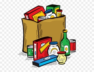 Food Pantry Collection - Weekend of October 16 & 17