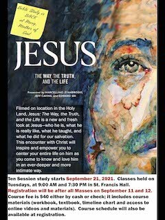 Bible Study- Jesus: The Way, the Truth, and the Life