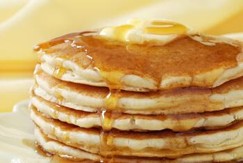 All You Can Eat Pancake Dinner - March 1st