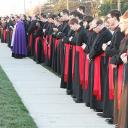 Seminarians Take Memorable Stand For Life