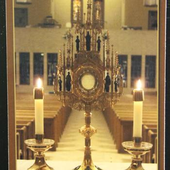 Adoration for the Year of Mercy