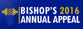 Bishop's Annual Appeal 2016