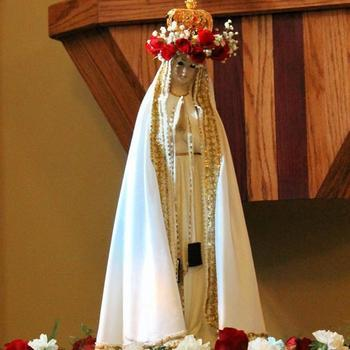 Live Stream Mass - Feast of Our Lady of Fatima