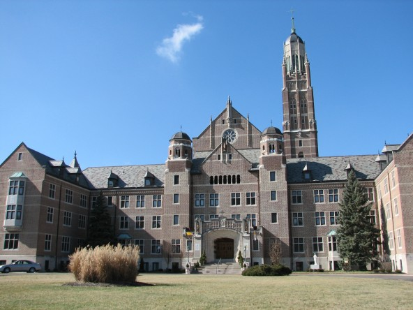 Pontifical College Josephinum Recognized for Beauty in Architecture