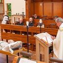 Br Clarence's Funeral Mass – By Abbot Peter McCarthy