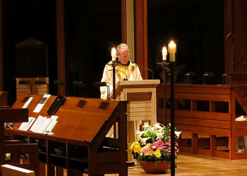Easter Vigil Mass 2019 – By Abbot Peter McCarthy