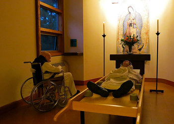 Br Damien's Funeral Mass – By Abbot Peter McCarthy