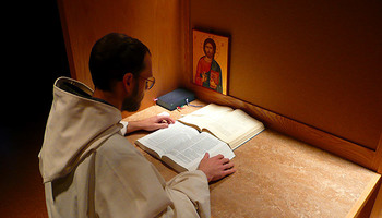 Lectio Divina by Fr. Casey Bailey