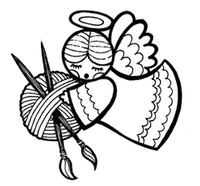 Craft angel logo