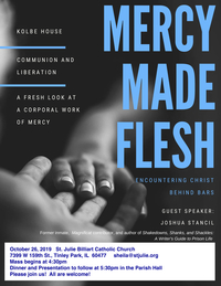 Mercy Made Flesh: Encountering Christ Behind Bars