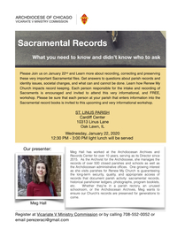 Sacrament Records, what you need to know and didn't know who to ask