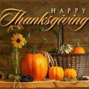 Happy Thanksgiving - Rectory office will be closed 11.26-11.27