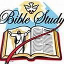 Bible Study in the Fr. Dave Room