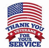 Veterans Day - Rectory office will be closed