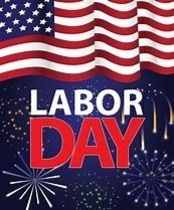 Labor Day - Rectory office will be closed