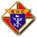 Knights of Columbus Meeting in the Divine Mercy Meeting Room