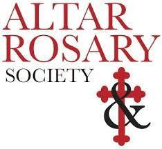 Altar & Rosary Society Meeting