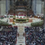 Pope Francis-Holy Mass Concluding the Synod of Bishops