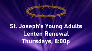 Young Adults - Lenten Renewal