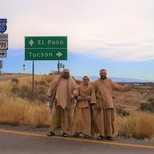 Hitch Hiking from El Paso to Phoenix