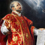 How God spoke to St. Ignatius of Loyola