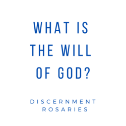 Monthly Discernment Rosaries